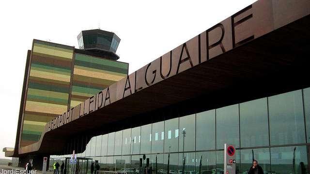 Аеропорт Леріди – Альгуайре, Іспанія