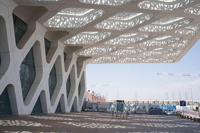 Аеропорт Марракеш-Менара, Марокко