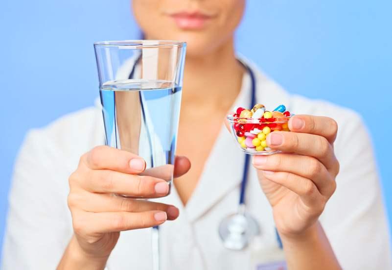 прием-таблеток
